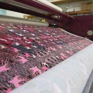 Печать на ткани и нетканых материалах